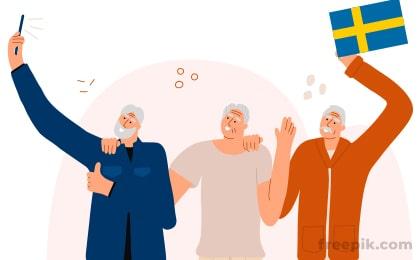 Повышение пенсионного возраста: опыт Швеции