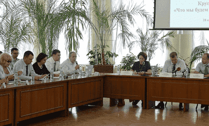 В Кирове прошло первое заседание дискуссионного клуба «Так-то Да!»