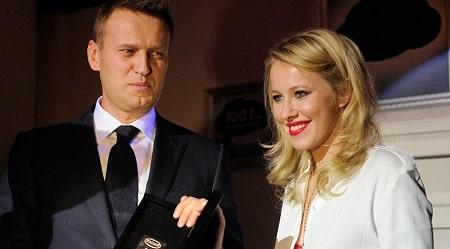 Собчак vs. Навальный: битва за электорат