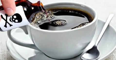 Война компроматов и чай с привкусом сурьмы