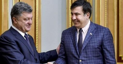 Георгий Чижов: Михаил Саакашвили лишился паспорта, но сохранил аппетит и зубы