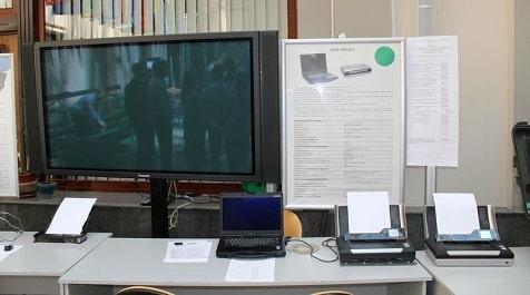 В Ярославль съезжаются наблюдатели – поглядеть, до чего избирательная техника дошла