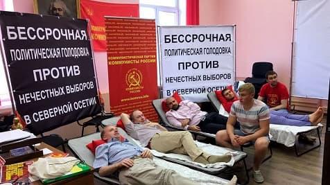 Олег Тузиков: голодное брюхо голосов не прибавляет